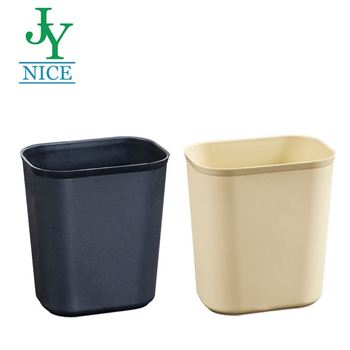 home hotel toilet mini top-open trash bin High quality household residential plastic waste bin