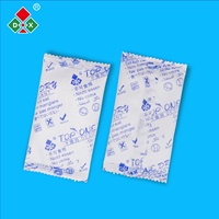 Wholesale 300%high absorption rate food grade 5G-100G anti rust powder furniture desiccant bag