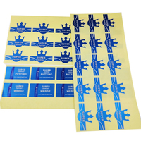 Waterproof and oil-proof stickers with good quality for wire-drawing metal electrical appliances