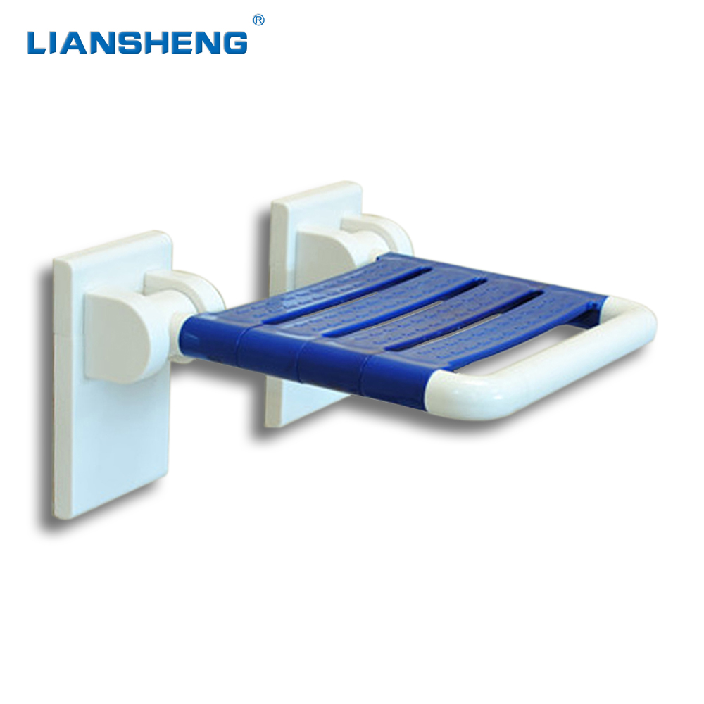 Awesome Wall Mounted Folding Bath Chair For Disabled Buy Folding Bath Chair Wall Mounted Chair Chair For Disabled Product On Alibaba Com Machost Co Dining Chair Design Ideas Machostcouk