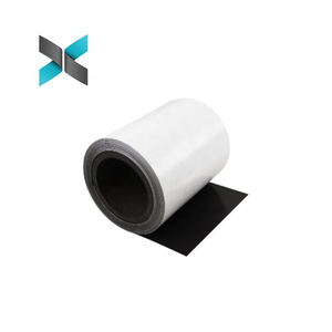 Custom Natural Industrial Soft Rubber Magnet Sheet with Printed PVC
