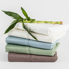 Soft silky 100% organic bamboo sheet set,bamboo sheetset,bamboo bedding set