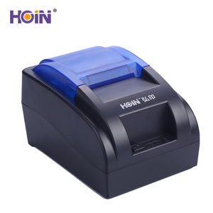 POS System Economical USB Thermal Receipt Printer Bluetooth 58mm 90mm/S Cheapest India BIS Printer