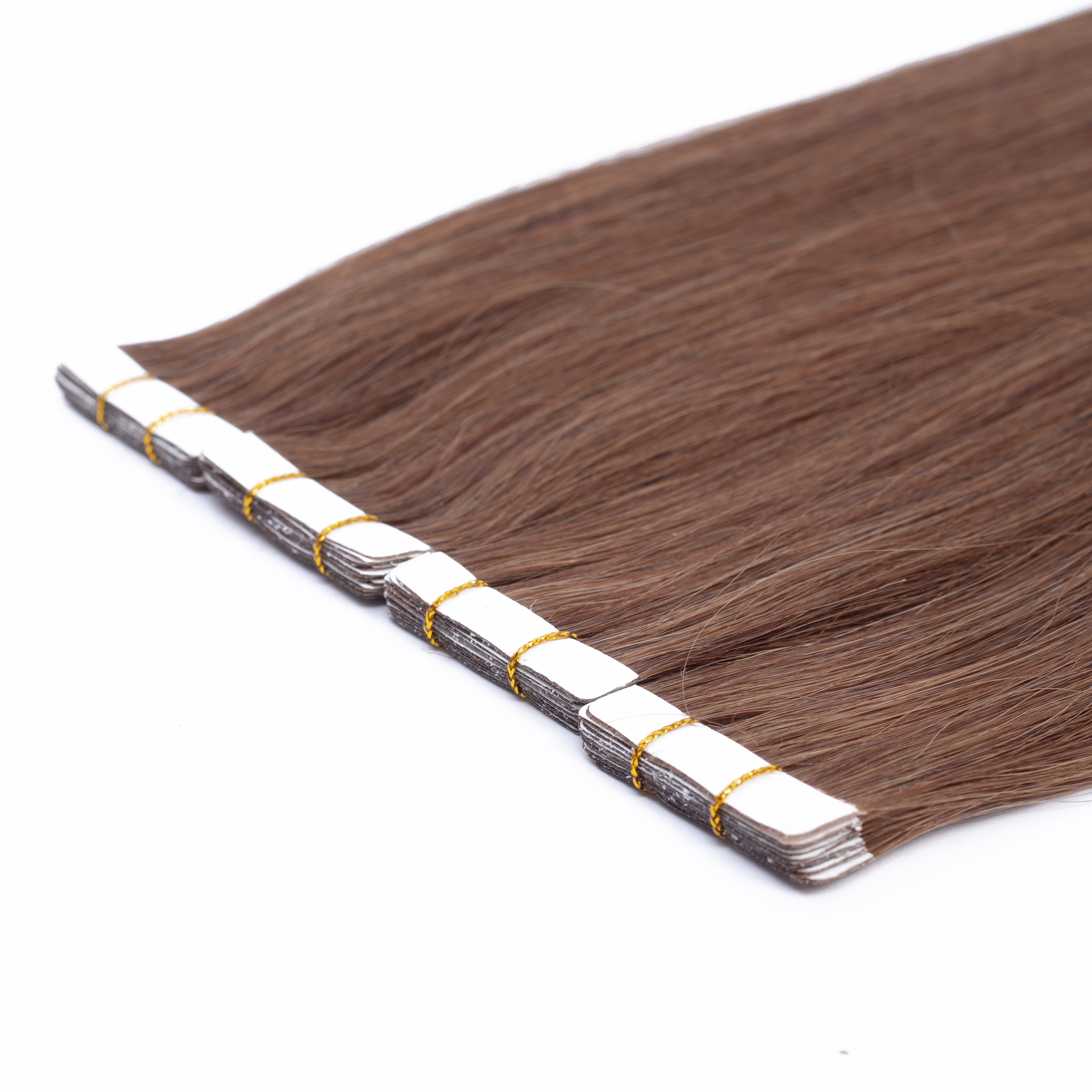 100 pure remy human tape hair extensions remy russische tape in hair extensions