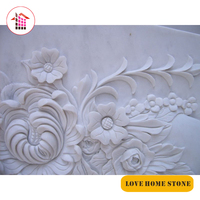 Wall carving sculpture natural marble stone relief sculpture