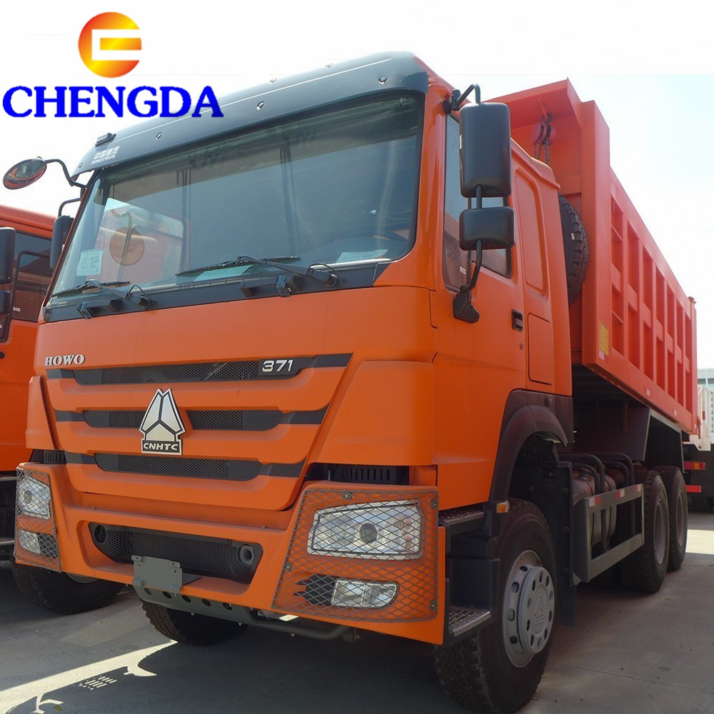 SINOTRUK HOWO 16-20 cubic meters 6X4 10 wheels 336Hp 371Hp engine dump truck for sale
