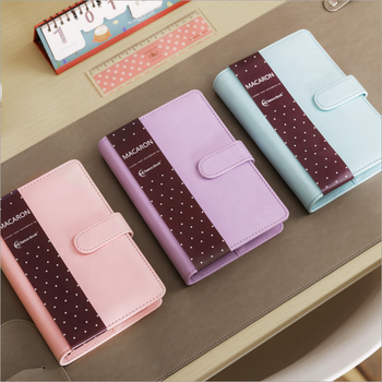 photograph regarding A5 Planner Binder identified as Commonly Applied A5 Leather-based Planner With Ring Binder,Pu Leather-based Include Each day Schedule Planner,Oem Customized Printing Hardcover A5 Planner - Order A5