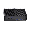 Fanless Industrial Barebone Intel HD Graphics VGA RS-232 1 RS-485 Gaming Computer Mini Pc Barebone System