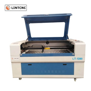 mdf laser cutting machine / Co2 laser cutting  / 90wlaser engraving machine