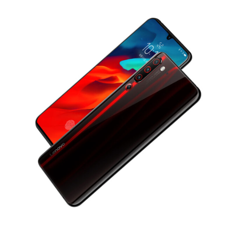 New Original Lenovo Z6 Pro 8GB 256GB Snapdragon 855 Octa Core 6.39 1080P Display Fingerprint Smartphone Rear 48MP Quad Cameras фото