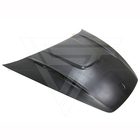 HM Style Glass Fiber FRP Hood Bonnet For Porsche Cayenne 958