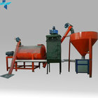 Simple Small Tile Adhesive Machine Pre-Mix Dry Mortar Production Line