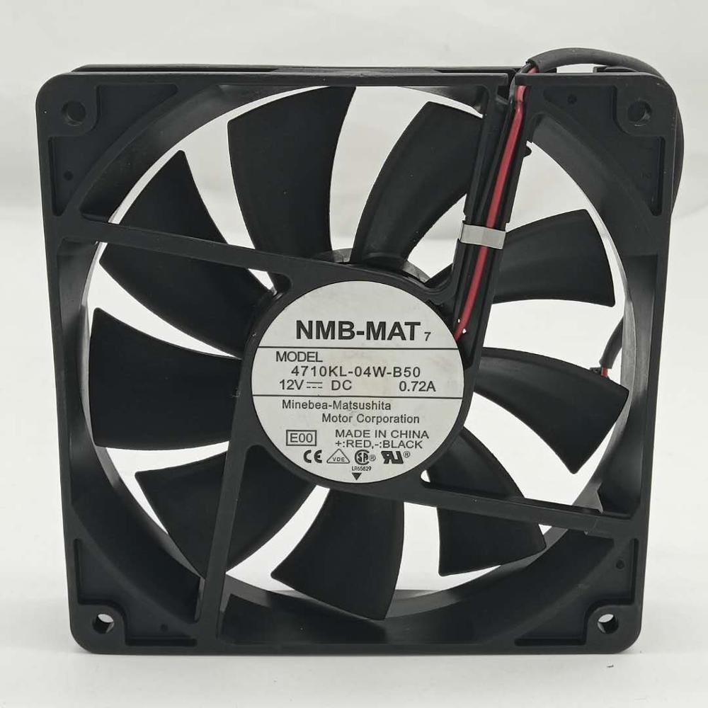 1PC NMB 4715KL-04W-B30 DC12V 0.72A