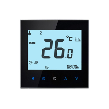 Touch Screen wireless thermostat & temperature controller