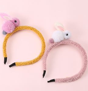 Fashionable Sweet Cute Rabbit Ear Hair Band Accessories for Costume Party