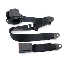 3point Adjustable Nylon Bus Safety Seatbelt Factory Price
