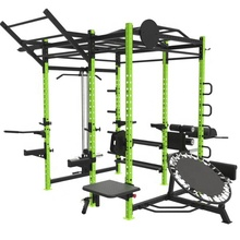 Custom Gym Rack Multifunctional <span class=keywords><strong>อุปกรณ์ฟิตเนส</strong></span>ฟรียืน Pull Up Station