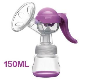 Manual Breast Pump with Lid for Breast feeding using
