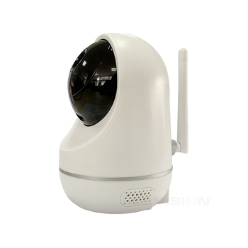 LS VISION Human Shape And Baby Crying Detection Time Hourglass H.265 1080P HD PTZ Control Yi Cloud Wifi Camera