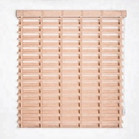 rolling pattern mini shangri-la blinds for home supplies