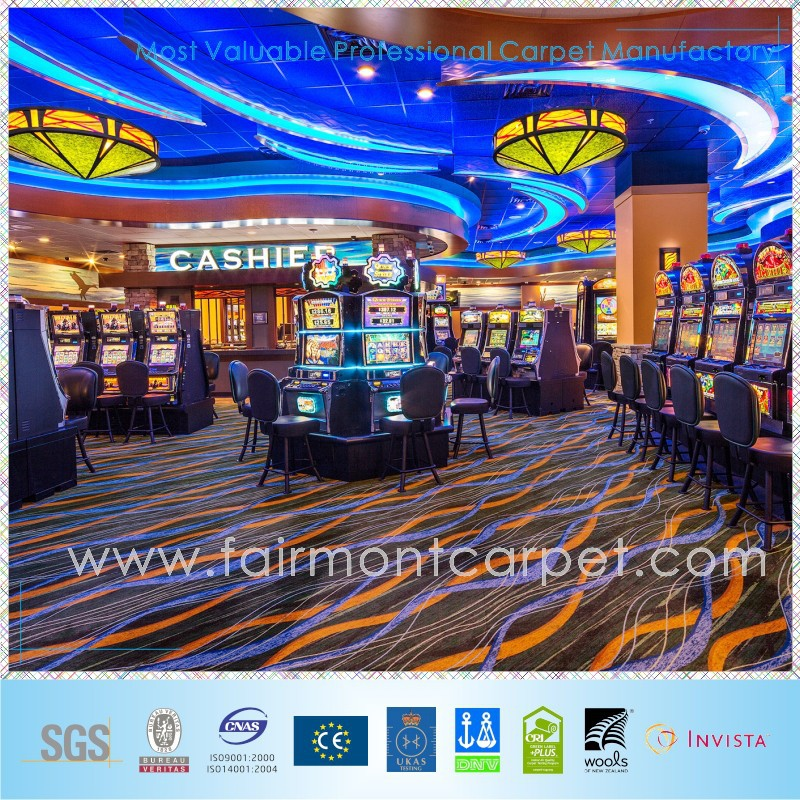 All Kinds Of High Quality Hotel Carpet For HotelsCasino