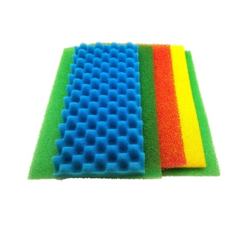 4pcs packed colorful fridge vegetable fruit foam shelf mat