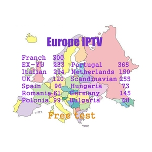 Africa European free arabic iptv box 12 months NEO account Arabic turkish iptv servidor iptv with 6000+ channel