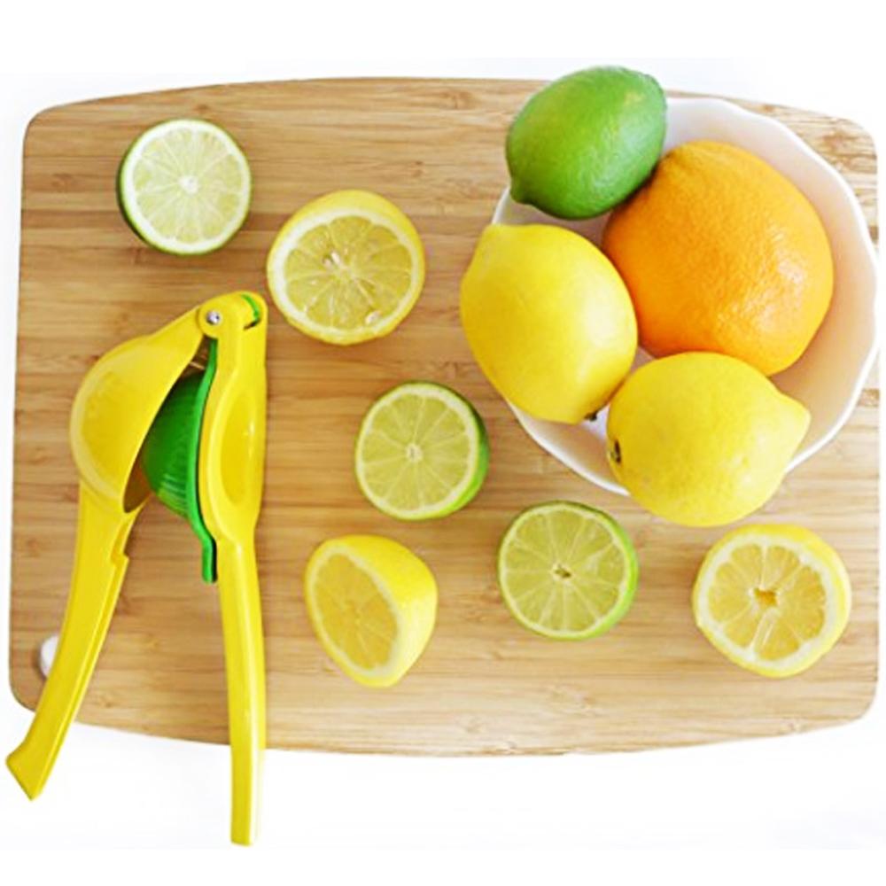 Amazon Top Seller Premium Quality Metal Lemon Lime Squeezer Manual Citrus Press Juicer