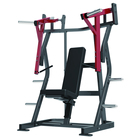 Machines Indoor Sport Equipment Free Weight Loaded Machines Lateral Horizontal Bench Press LD3106