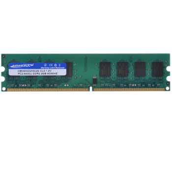 ODM ddr2 1gb 2gb 800 mhz pc 6400 ddr 2 ram memory for desktop