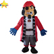 Funtoys CE Beard one-eyed pirate villain cartoon mascot cosplay costumes for sale
