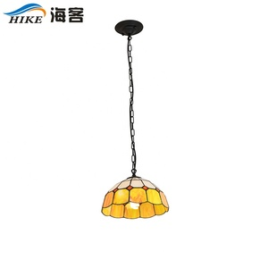 Rustic real crystal lighting modern led chandelier ceiling hanging lamp