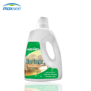 High Foaming Condensed Hardwood Cleaner Wooden ECO Safe Cleaner Detergent Wholesale Floor Household Cleaning Liquid Chemicals