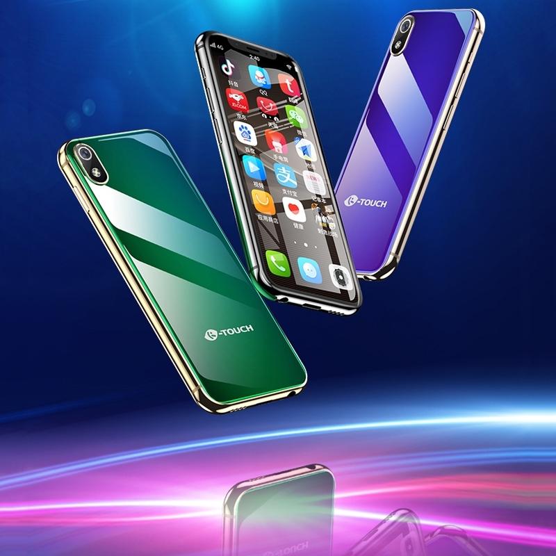Free Case 3GB Ram 32GB Rom Android 8.1 2GB Ram 16GB Rom Mini 4G SmartPhone K-TOUCH I9 Face ID Telefone Dual SIM Mobile Phone