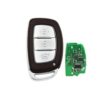 Replace for Hyundai Ix35 Elantra Veran smart remote key with PCF7952 chip 433 MHz