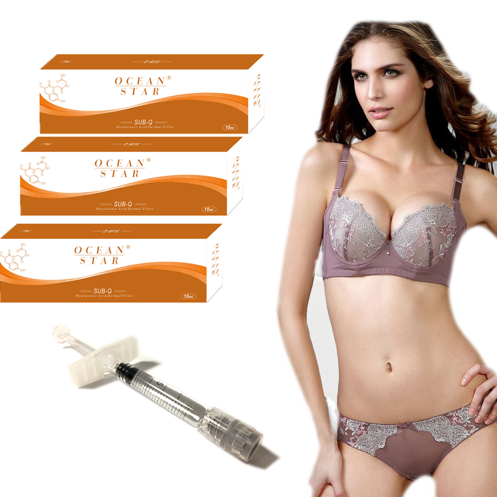 Injectable hyaluronic acid butt hyaluronic acid injectable filler facial dermal injections