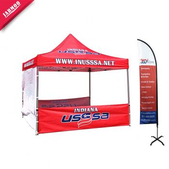 Toughening for exhibition Hot Sell Pop up Aluminium custom tent marquee