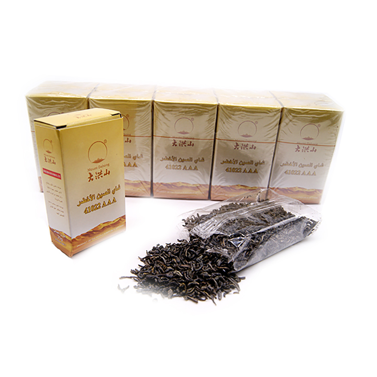 25g Small packaged China high quality Chunmee green tea 41022 with good price from tea factory - 4uTea | 4uTea.com