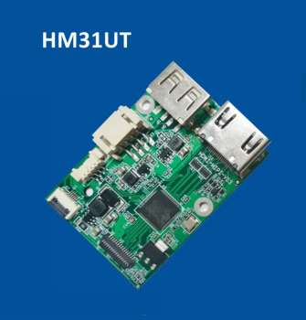 HM31UT  HD LCD HDMI to MIPI DSI controller board with USB 5V power supply and Touch input