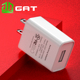 5v2a Mobile Charger UL/FCC Certified USB Charger US 10W Fireproof Environmental Protection 5V2A UL High Quality Power Adapter