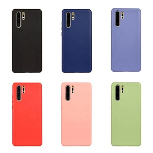 Best Sales Liquid Silicone Case for Huawei P30 Pro