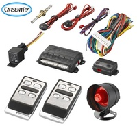 online trade assurance Octopus CCC/FCC/CE DC 12V car alarm system with remote engine start
