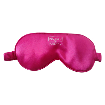 Super Soft Sleep Weighted Eye Mask for Sleep With Logo