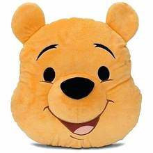 EN71, ASTM Custom Tigger bear soft pillow plush cushion