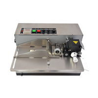 Continuous Band Sealing & Coding Machine with Solid Ink Coder MY-380F