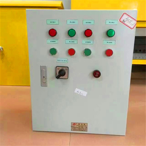 Power distribution equipment MCC control panel electrical metal switch box
