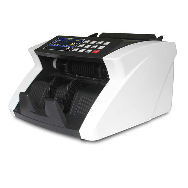 WL-C10 INR mix value Multi Currency grace cash machine money counting machine for bank