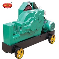 Construction Automation Rebar Cutter Energy-Saving Stainless Steel Bar Cutting Machine