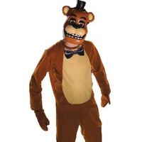 Wholesale Halloween Costume Five Night of Freddy's Freddy Costume The Pirate Brown Bear 3-piece Set Teen Costume Set