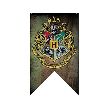 Wholesale Rare Custom Any Size Square Printing Polyester Dive Flag Harry Potter Banner For Outdoor